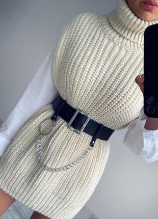 Жилет+блуза в подарок🎁