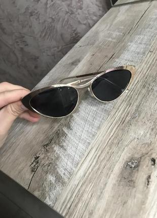 Солнцезащитные очки трендовые 2021! новые3 фото