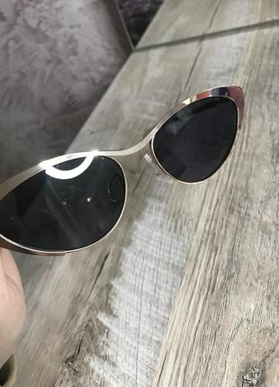 Солнцезащитные очки трендовые 2021! новые6 фото