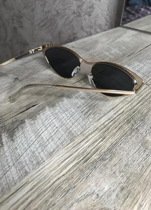 Солнцезащитные очки трендовые 2021! новые7 фото