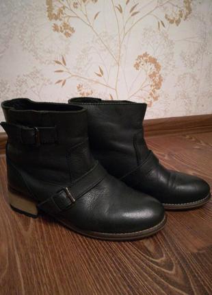 Стильные ботинки pull & bear
