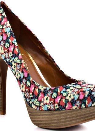 Шикарные женские туфли jessica simpson