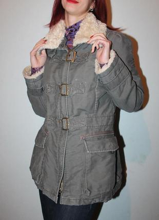 Куртка-парка pepe jeans