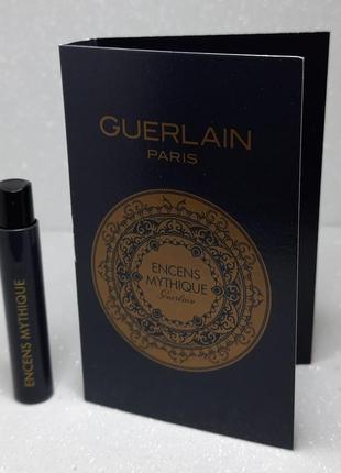 Guerlain encens mythique парфюмированная вода (пробник)