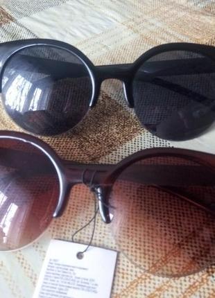 Мегастильные солнцезащитные очки