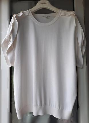 Шикарная блуза вискоза cos