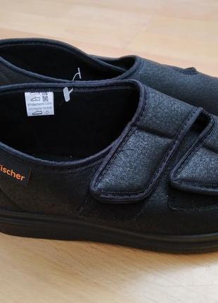 39 р.  fischer ортопедические диабетические туфли мокасины ботинки3 фото