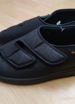 39 р.  fischer ортопедические диабетические туфли мокасины ботинки4 фото