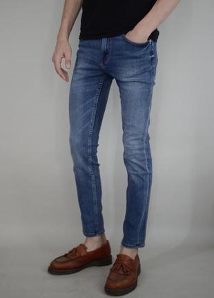 Укороченные cheap monday jeans джинсы штаны брюки