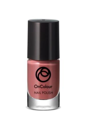 Матовый лак для ногтей oncolour герань - 39347