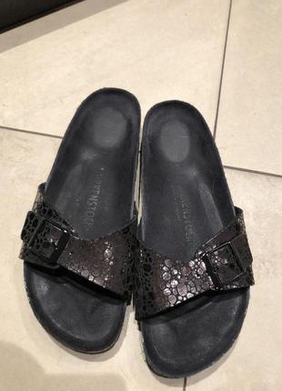 Сланцы сандали шлёпки birkenstock