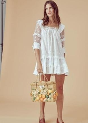 Новое платье сукня needle&thread, оригинал (maje sandro