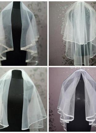 Свадебная фата/ весільна фата...