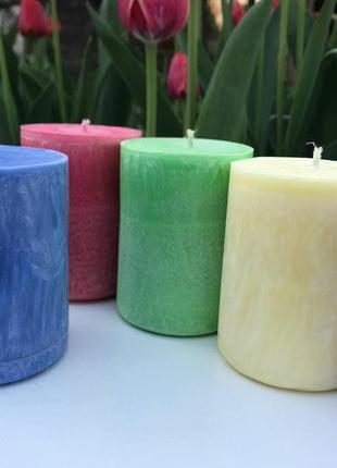Натуральные пальмовые свечи