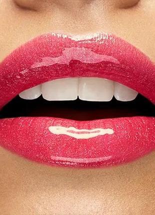 Kiko блеск для губ с 3d-эффектом красный3 фото