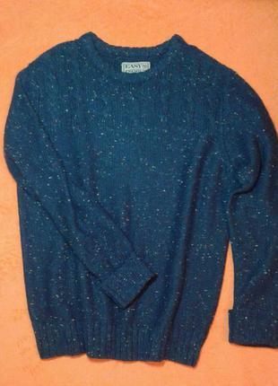 Теплый свитер 1+1=3