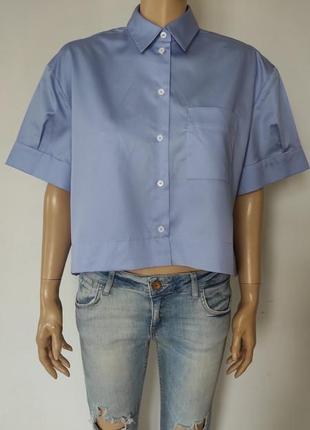 Рубашка  mango  xs-s