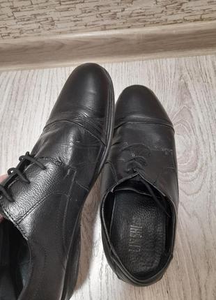 Туфли на шнурках3 фото