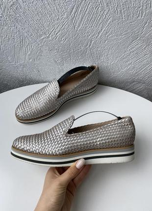 Кожаные туфли pertini