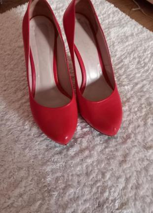 Туфли кожа италия