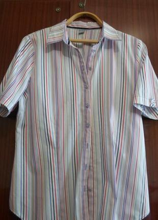 Летняя рубашка 48-50р. -германия