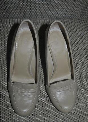 Кожаные туфли от jasper conran