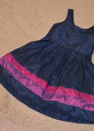 Нарядное платье bluezoo на 9-11 лет