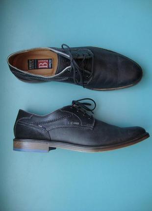 Туфли fretz men стелька 31,5 см