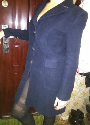 Пальто-бойфренд от zara