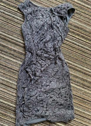 Платье adrianna parell