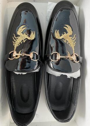 Чоловічі туфлі нові!