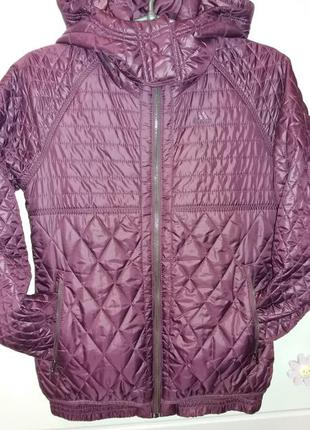 Демисезонная куртка курточка adidas