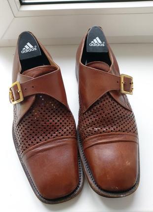 Мужские,летние туфли aldo brue,италия