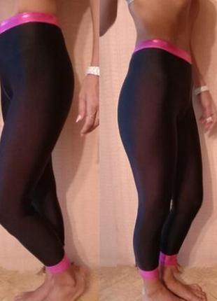 Шикарные фирменные лосины для фитнеса танцев тренировок спорта или просто так. alegra