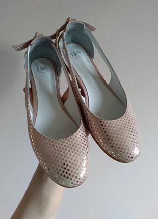 Балетки кожа балетки шкіряні андре тан andre tan схожі є в zara та mango