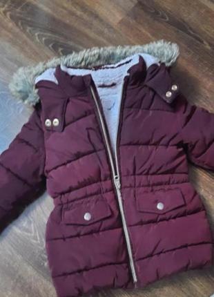 Куртка,парка 80-86