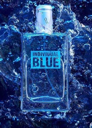 Мужская туалетная вода avon individual blue 100 ml