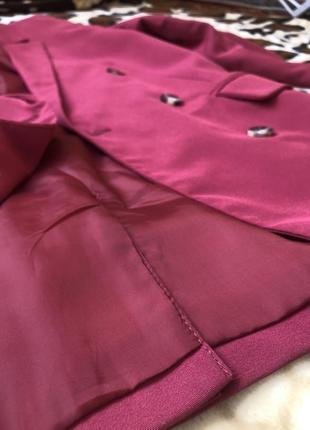 Шикарный двубортный пиджак