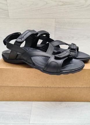 Мужские кожанные сандалии