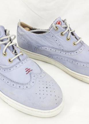 Туфли, топсайдеры оригинал nobrand 44 размер.