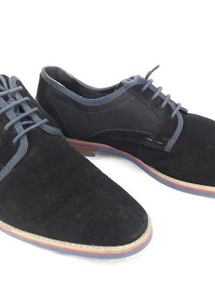 Туфли ,топсайдеры кожа оригинал am 42-44 размер.