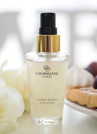 Супер антивозрастная основа-эликсир под макияж giordani gold 30 мл код 33330 орифлейм