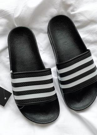 Сланцы adidas adilette шлепанцы шлёпки тапки тапочки летняя обувь