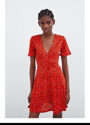 Платье зара оригинал