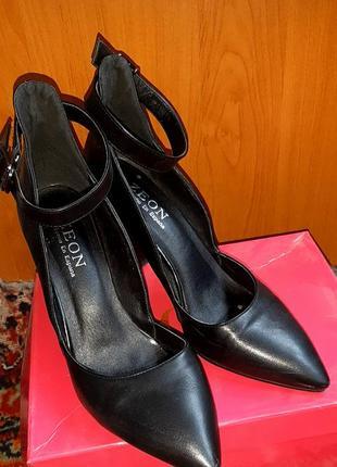 Туфли итальянские zeon