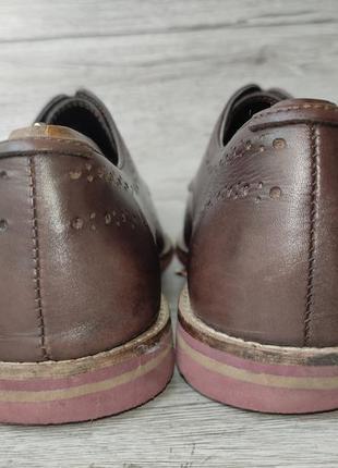Asos 42p туфли мужские кожаные индия8 фото