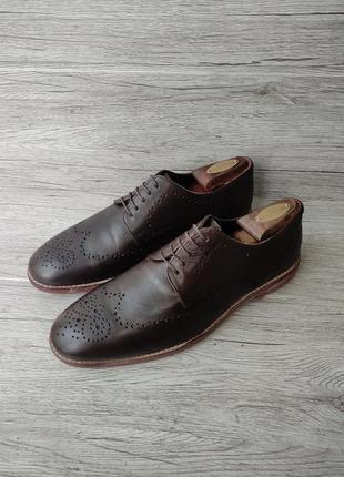 Asos 42p туфли мужские кожаные индия7 фото