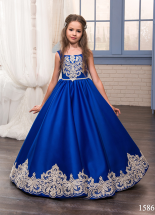 Платья детские от дизайнера для ваших маленьких принцесс!