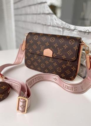 ❤ женская коричневая сумка сумочка  box pudra ❤