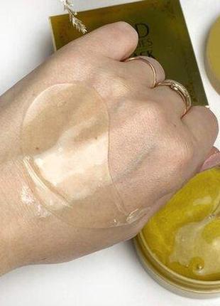 Гидрогелевые патчи с био-золотом gold lady (60 шт)3 фото